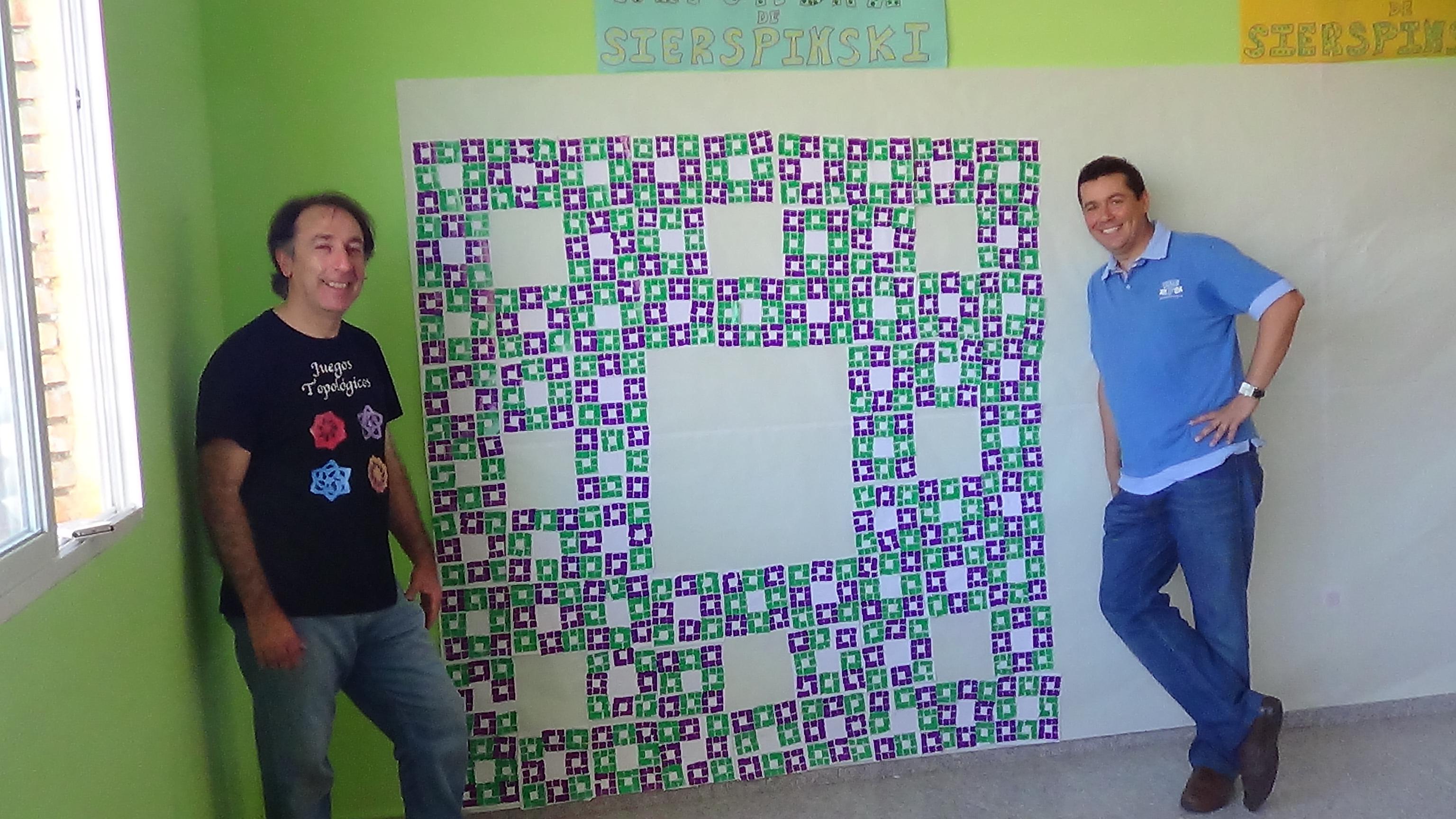 Proyecto alfombra de sierpinski juegos topol gicos for El paraiso de las alfombras