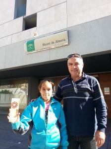 Taller de lacerías árabes en el Museo de Almería