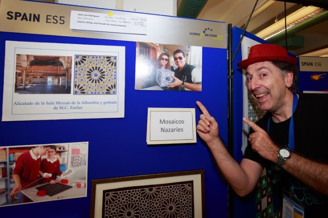 Science on Stage Festival London 2015 (65)